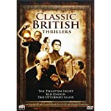 Classic British Thrillers (The Phantom Light / Red Ensign / The Upturned Glass) ~ James Mason