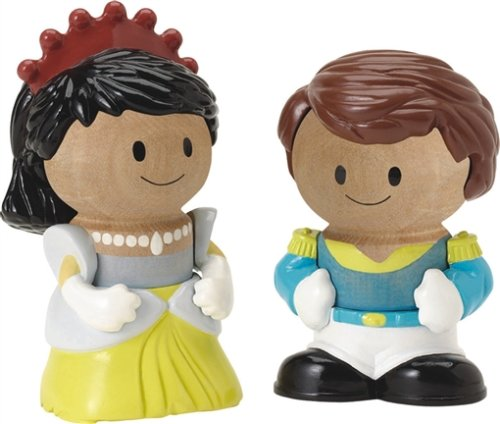 Play Town: Cinderella & Prince 2-Pack