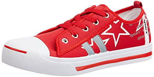 Sparx Sparx Women's Canvas Sneakers (White)