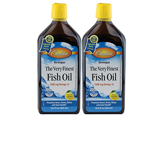 Top best 5 fish oil carlson for sale 2016 product for Fish oil for sale