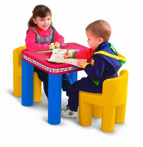Little Tikes Classic Table and Chairs Set (Little Tikes Tables compare prices)