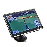 eBoTrade-Tech 7″ HD Car GPS Navigatio…