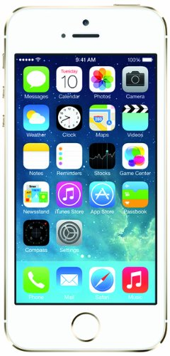 Apple Iphone 5s 64 Gb Sim Free Unlocked Mobile Phone - Gold New Retail...