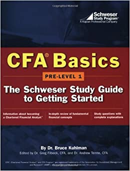 CFA in 18 Months: How I Passed Level I - 300 Hours: Your ...