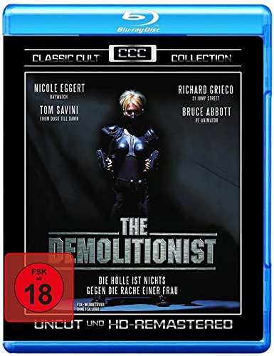 The Demolitionist - Classic Cult Edition [Blu-ray]