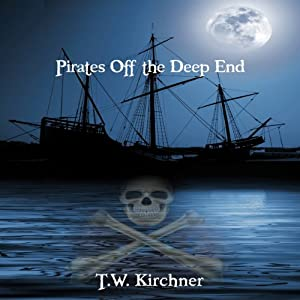 Pirates Off the Deep End Audiobook
