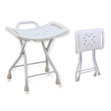 kosmocare folding shower bench