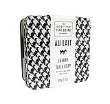 Scottish Fine Soaps Au Lait Luxury Milk Soap Tin 3.5 Ounces