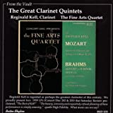 Great Clarinet Quintets