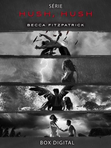 Becca Fitzpatrick - Box Hush,Hush
