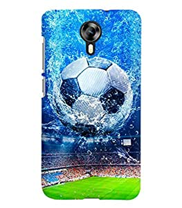 Back Cover for Micromax Canvas Nitro 4G E455