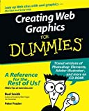 img - for Creating Web Graphics For Dummies by Bud E. Smith (2003-04-11) book / textbook / text book