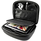 Charger-City Exclusive 5-inch GPS Hard Case with Multi-Compartment for TOMTOM