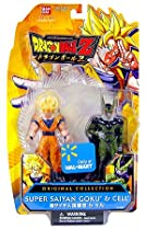 DragonBall Z Original Collection 5&quot; Super Saiyan Goku and Cell Action Figures