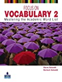 img - for Focus on Vocabulary 2: Mastering the Academic Word List (2nd Edition) book / textbook / text book