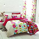 Jacqueline Duvet Cover Set- King