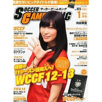 サッカーゲームキング 2014年 01月号 [雑誌]