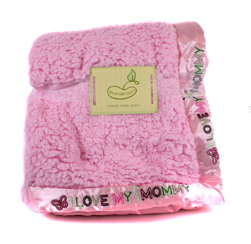 Saying Crib Throw Blanket - 1