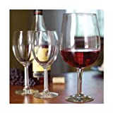 Giant Wine Lovers Glass Goblet: Holds a Full Bottle of Your Favorite Vintage
