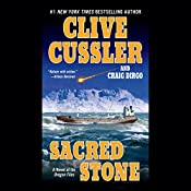 Sacred Stone: The Oregon Files, Book 2 | Clive Cussler, Craig Dirgo