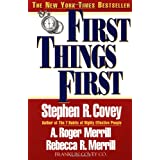 First Things First ~ A. Roger Merrill