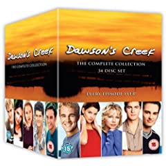 Dawsons Creek DVD Box aus England
