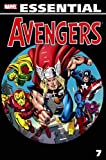 img - for By Jim Shooter Essential Avengers, Vol. 7 (Marvel Essentials) [Paperback] book / textbook / text book