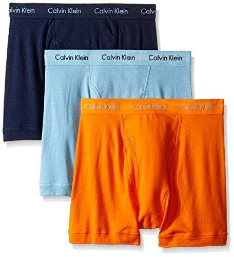 Calvin Klein Men's 3Pack Cotton Classic Boxer Brief