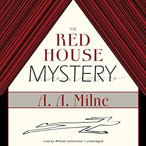 The Red House Mystery Hörbuch