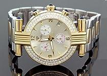 Ladies Aqua Master Diamond Watch 2.80 ct w-94