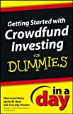 img - for Getting Started with Crowdfund Investing In a Day For Dummies book / textbook / text book