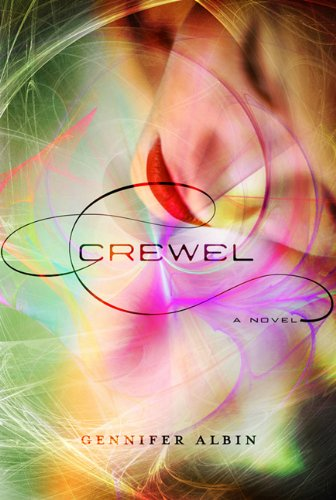 Cover of Crewel (Crewel World)