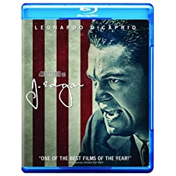 J. Edgar (Movie-Only Edition + UltraViolet Digital Copy) [Blu-ray]