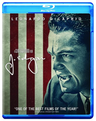 Cover art for  J. Edgar (Movie-Only Edition + UltraViolet Digital Copy) [Blu-ray]