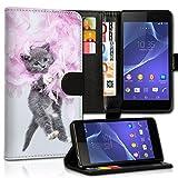 Book Style Nokia Lumia 630 Premium PU-Leder Tasche Flip