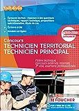 Technicien territorial - Technicien principal Catégorie B - 2015 - 2016 (Concours Fonction Publique)