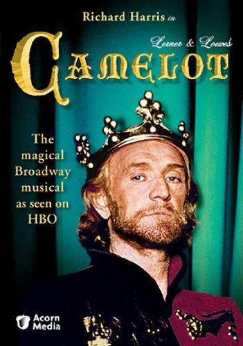 Richard Harris Camelot