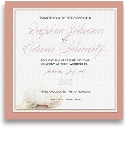 Where To Buy 190 Square Wedding Invitations