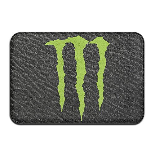JFD Monster Drink Extreme Sports Non-Skid Door Mat 60x40cm (Gameboy Advance Captain America compare prices)