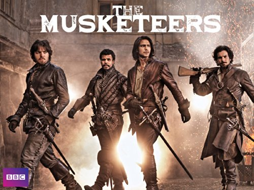 The Musketeers, Season 1