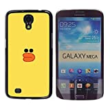 Rubber Case Hard Shell Cover Protective Accessory BY RAYDREAMMM Samsung Galaxy Mega 63 I9200 SGH i527 Bath Toy Kids Drawing