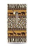 GRÃV Premium Case 'African Safari Tribal Pattern' Design for Nokia Lumia 900 (Best Quality Designer Print on White Hard Cover)