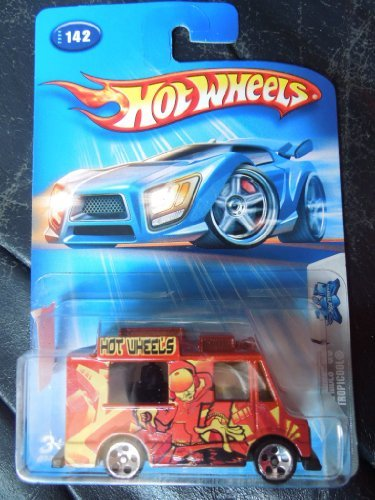Hot Wheels: Tag Rides 5/5, Collector Number 2004 142 - 1