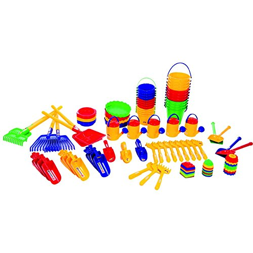 Spielstabil 7957 Komplettpaket Kindergarten 106 Teile