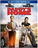 Daddy's Home [Blu-ray + DVD + Digital HD]