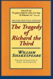 Image of The Tragedie of Richard the Third: Applause First Folio Editions (Folio Texts)
