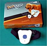 Ultra Sonic Dog Collar Stop/Reduce Barks Water Resistant