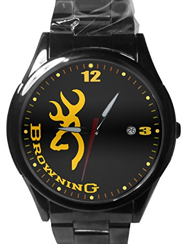 Hot Browning Custom Sport Metal Watch Fit Your T Shirt