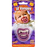 Lil' Vampire Baby Pacifier (Discontinued by Manufacturer) ~ Billy Bob Teeth