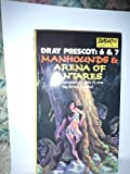 Manhounds of Antares and Arena of Antares (0879976500) by Alan Burt Akers